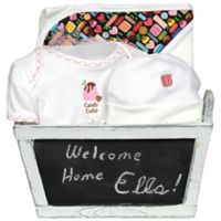 Candy Cutie 4-Piece Gift Set in Pink