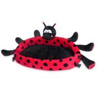 Lulyboo® Toddler Ladybug Lounge Play Mat