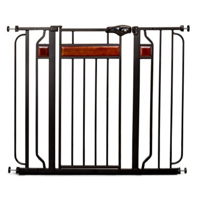 Buy Regalo 174 2 In 1 Extra Tall Top Of Stairs Gate From Bed