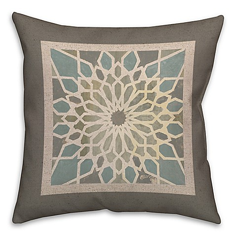 grey and brown throw pillows grey tile square throw pillow in brown blue bed 6951