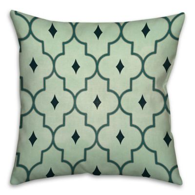 Buy Sea Green Throw Pillows from Bed Bath & Beyond