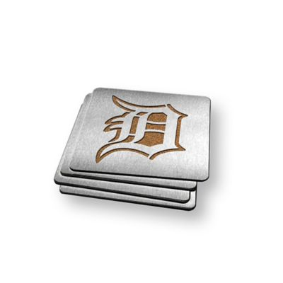 MLB Detroit Tigers Boasters (Set Of 4)