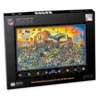 NFL Indianapolis Colts Joe Journeyman 500-Piece Puzzle