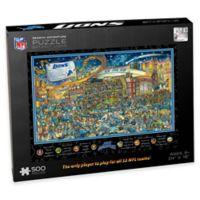 NFL Detroit Lions Joe Journeyman 500-Piece Puzzle