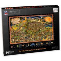 NFL Cincinnati Bengals Joe Journeyman 500-Piece Puzzle