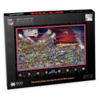 NFL Buffalo Bills Joe Journeyman 500-Piece Puzzle