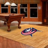 NHL Columbus Blue Jackets Foam Fan Floor