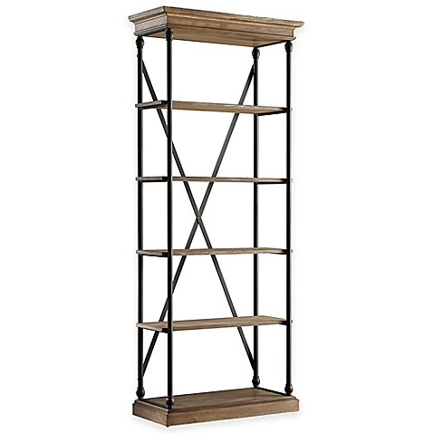 Verona home hartlage small etagere bed bath beyond for Small bathroom etagere