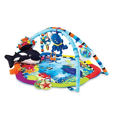 Baby Einstein Baby Neptune Ocean Adventure Play Gym