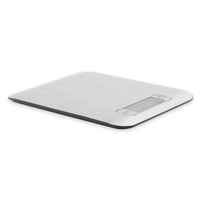 Mastrad® Digital Kitchen Food Scale in Black