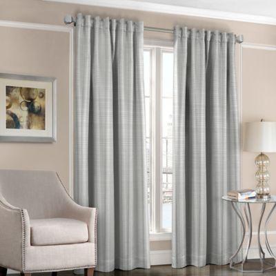 Blue Pinstripe Curtains Curtain Menzilperde Net