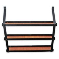 Rogar 3-Tier Spice/Decorative Display Rack in Black