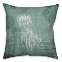 Big Jelly 18-Inch Square Throw Pillow