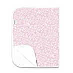 kushies® Deluxe Flannel Changing Pad in Berries Pink