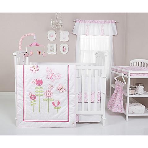 Floral Baby Crib Bedding
