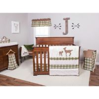 Trend Lab® Deer Lodge 3-Piece Crib Bedding Set