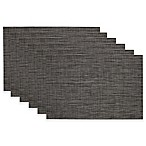 Grey Tonal Tweed Placemat (Set of 6)