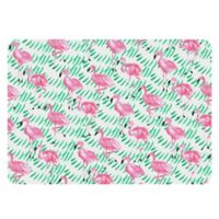 Premium Comfort by Weather Guard™ 22-Inch x 31-Inch Flamingo Kitchen Mat