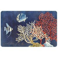 Premium Comfort by Weather Guard™ 22-Inch x 31-Inch Silence of the Ocean Kitchen Mat