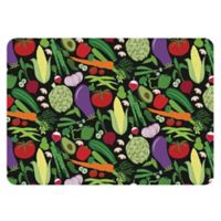 Premium Comfort by Weather Guard™ 22-Inch x 31-Inch Garden Veggies Kitchen Mat
