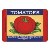 WeatherGuard™ Premium Comfort 22-Inch by 31-Inch Tomato Label Mat