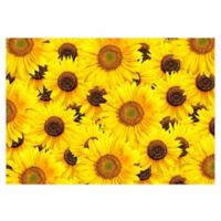 Premium Comfort by Weather Guard™ 22-Inch x 31-Inch Sunflower Kitchen Mat