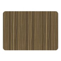 Weather Guard™ 22-Inch x31-Inch Painted Stripe Mat