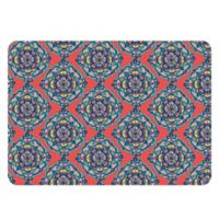 Premium Comfort by Weather Guard™ 22x31-Inch Coral Mandalas Kitchen Mat