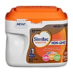 Similac Sensitive® Non-GMO 22 oz. Powder Infant Formula