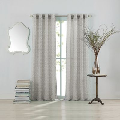 Buy 63 in Grommet Top Curtains from Bed Bath & Beyond