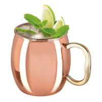 Godinger Copper Plated Moscow Mule Mugs (Set of 2)