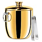 Oggi™ Stainless Steel Insulated Ice Bucket in Gold