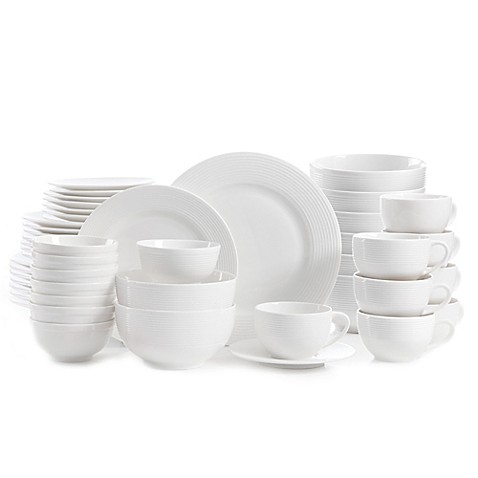 sc 1 st  Bed Bath u0026 Beyond & Gibson Home Regent Street 48-Piece Dinnerware Set - Bed Bath u0026 Beyond