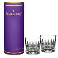 Waterford® Giftology Lismore Diamond Tumblers (Set of 2)