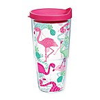 Tervis® Whimsical Flamingo 24 oz. Wrap Tumbler with Lid