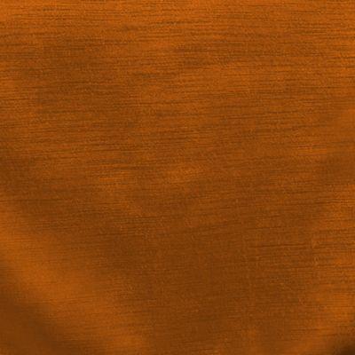 Majestic Fabric Swatch In Burnt Orange