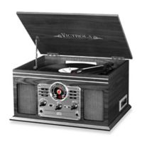 Victrola 6-in-1 Turntable with Bluetooth® in Graphite