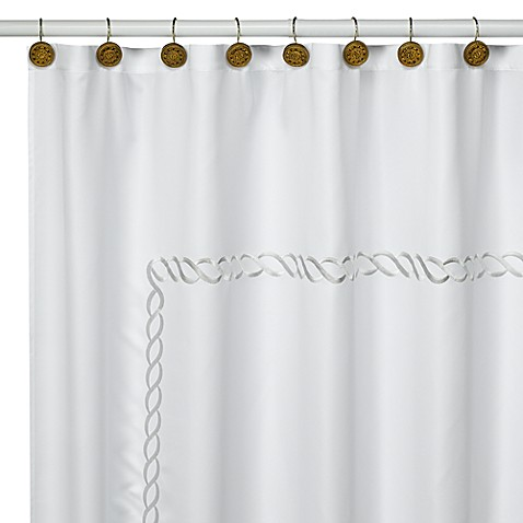 Continental Hotel Shower Curtain Bed Bath Beyond