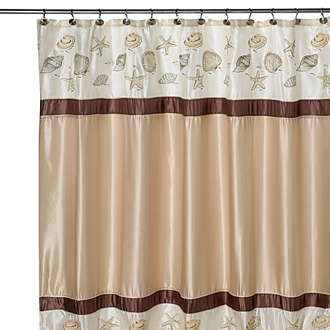 By The Sea Shower Curtain Bed Bath Beyond