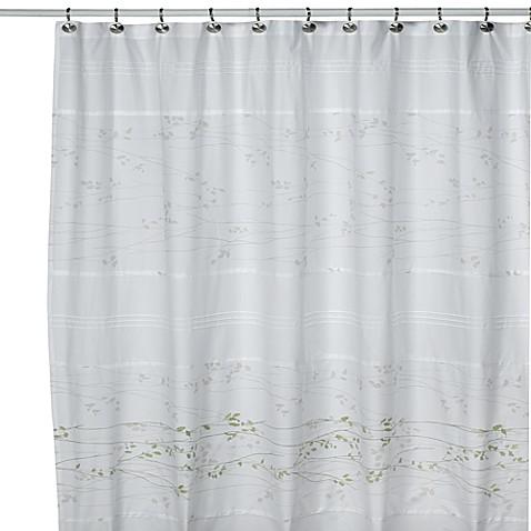 Lantana 54Inch x 78Inch Stall Fabric Shower Curtain  Bed Bath u0026 Beyond