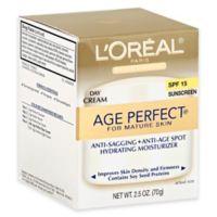 L'Oreal® Paris 2.5 oz. Age Perfect Day Cream SPF 15