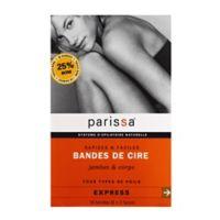 Parissa 16-Count Legs & Body Wax Strips