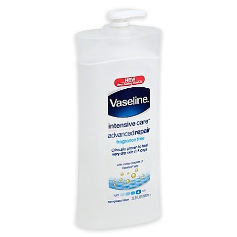 Vaseline 174 Intensive Care 20 3 Oz Repairing Moisture