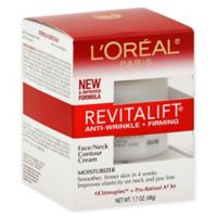 L'Oreal® RevitaLift® 1.7 oz. Anti-Wrinkle + Firming Face and Neck Contour Cream
