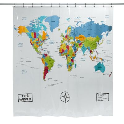 Buy Kids Shower Curtains from Bed Bath  Beyond