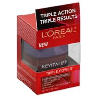 L'Oreal® Revitalift® 1.7 oz. Triple Power Deep-Acting Moisturizer