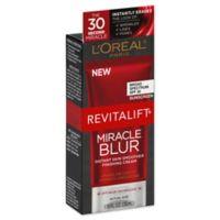 L'Oreal® Paris 1.18 oz. RevitaLift Miracle Blur Cream
