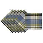 Lake House Plaid Napkins (Set of 6)