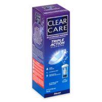 Aosept 12 oz.Clear Care No Rub Contact Solution