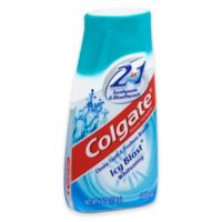Colgate® 4.6 oz. 2‑in‑1 Toothpaste and Mouthwash in Icy Blast